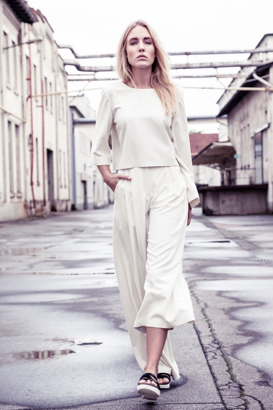 Lookbook Lena Hasibether Spring/Summer 2016 Bielefeld