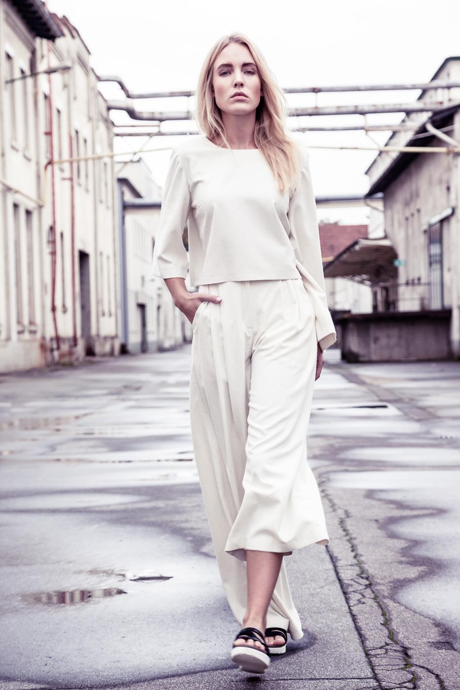 Lookbook Lena Hasibether Spring/Summer 2016 Bielefeld